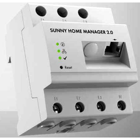 Sunny Home Manager 2.0